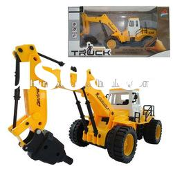 Electric Construction Truck Toys