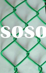 Electro Galvanized Chain Link Fence for protects