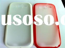 For samsung galaxy s3 case, PC + TPU case for galaxy s3 i9300