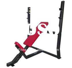 Free Weight Sports Machine / Olympic Incline Bench(M21)