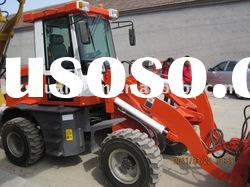 Full hydraulic pressure control mini loader/small loader/front loader
