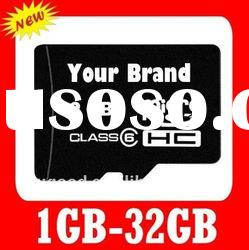 High speed Micro SD Card 2GB With Sd Adapter