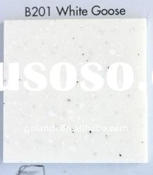 High temperature proof and impact resistant artificial marble(slabs) for countertops