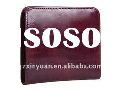 Hot sale leather wallets for men personalized