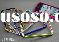 Hot saling Aluminum Metal Case Bumper for iPhone 4 4S 4G 4GS,Various color available