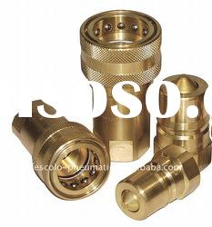 Hydraulic male ,female Germany,USA ,ISO style Quick coupler