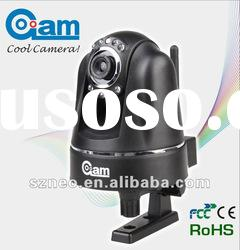 IR indoor wireless ip camera with free DDNS