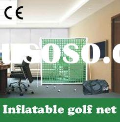 Indoor Golf Practice Net--Inflatable Golf Practice net