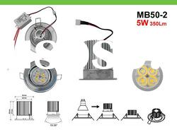LED energy saving lamp manufacturer(MB50-4D5830)