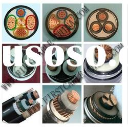 Low Voltage Medium Voltage High Voltage Copper or Aluminum Armored or Unarmored Power Cable