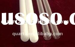 Milky/Opaque Quartz Glass Tube-Resucerial Quartz Co.,Ltd.