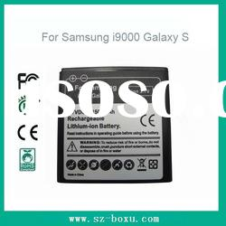 Mobile phone battery,battery for samsung i9000 Galaxy S,