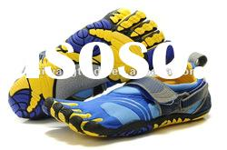 Moq five pairs high quality sport training finger sport shoes