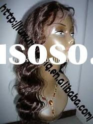 New arrival paypal accepted peruvian full lace wig