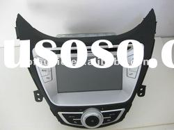 New car dvd gps for hyundai elantra