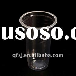 New style 210ml plastic food container,disposable cup