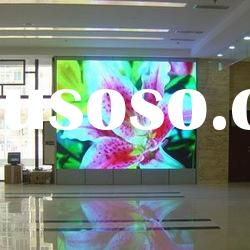 P12 indoor full color LED video display