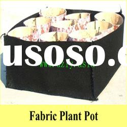 PP or PET non woven fabric planting bags