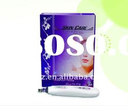 Portable handle Skin Scrubber and skin care beauty machine for skin clear