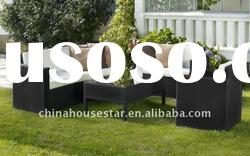 Rattan furniture set, outdoor rattan sofa set