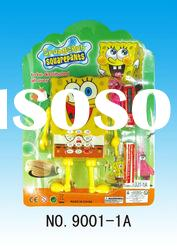 Spongebob musical mobile phone toy with light
