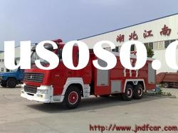 Steyr 8000L Water/Foam airport fire fighting truck