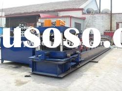 TY60-300/350 automatic hydraulic c-purlin roof roll forming machine