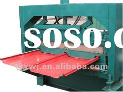 TY820 Automatic corrugated roofing sheets cold roll forming machine