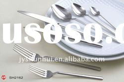 Top quality stainless steel flatware set
