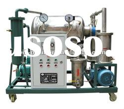 Used Cooking oil Filtration equipment suitable for food industry