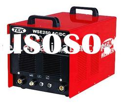 WSE250 AC/DC Square wave tig Welding Machine