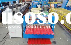 Wall Decoration Board Sheet Roll Forming Machine