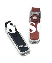 Wholesale 4gb leather usb flash drives
