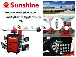 **SUNSHINE brand 3d car wheel alignment with CE (SX-G6)