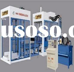 advanced fly ash brick machine