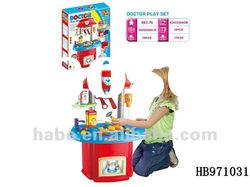 big doctor play set, children play house plastic toys