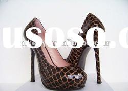 designer name brand fashion shoes for women 2012