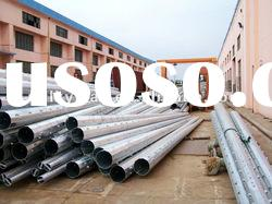 galvanized steel pole of top quality
