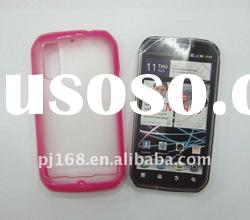 hot selling pc+tpu cell phone covers for L-G Optimus 3D (P920)