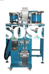industrial parts packaging machine(8 vibrating bowls)