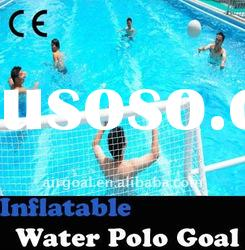 inflatable adult swimming pool--inflatable adult Water Polo Goal )
