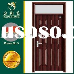 interior door with ply-wood panel JHM-61005C