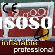 kids toys promotion gift (mini-06 children inflatable football goal)