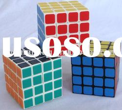 lovely cube plastic magic cube