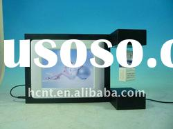magnet display stand with digital photo frame