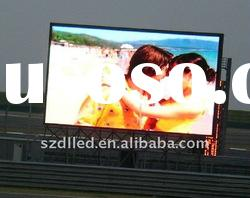 outdoor led display video panel p16