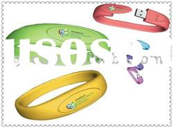pvc usb flash memory,bracelet usb flash drive,pvc usb disk