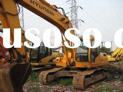 used Hyundai excavator Hyundai 200-W With high quality and in BEST price