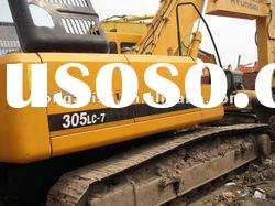 used Hyundai excavator Hyundai 305LC-7 With high quality and in BEST price