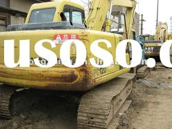 used Komastu excavator PC120-7 With high quality and in BEST price